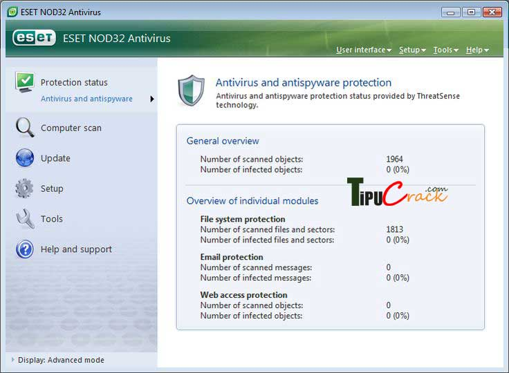 ESET Nod32 Antivirus 10 Username & Password With Activation Keys