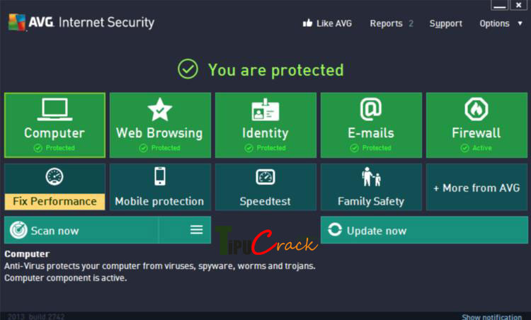 AVG Internet Security 2016 16.131 Build 7924 License Keys Free Download