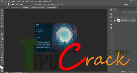 Adobe Photoshop CC 2017 v18.0.0 Serial Keys Free Download