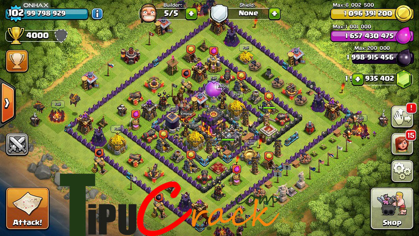 Clash of Clans 11.8.332 Unlimited Mod/Hack APK