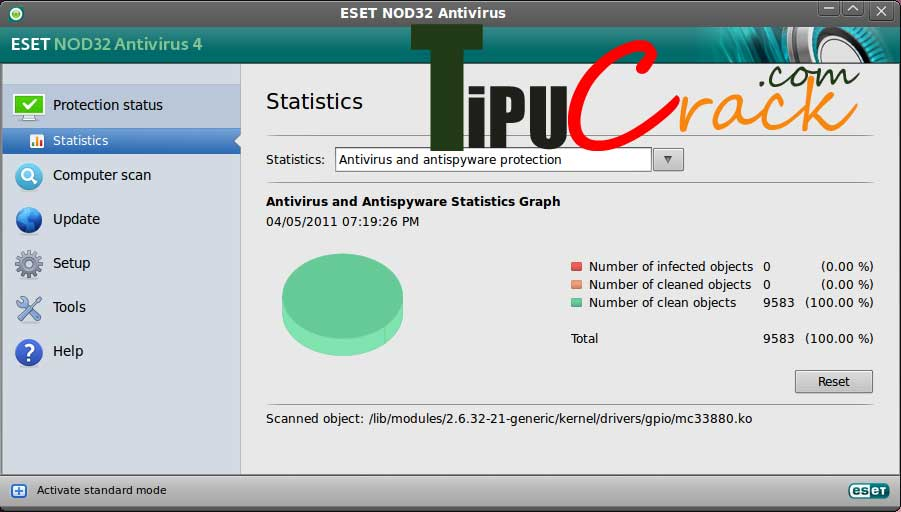ESET Nod32 Antivirus 10 Username & Password With License Key 2017