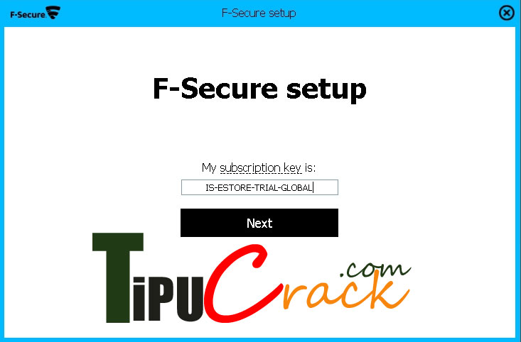 F-Secure Antivirus 2016 Crack With Key Free Download