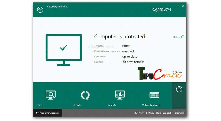 Kaspersky Antivirus Key,Crack Full Latest Version Download