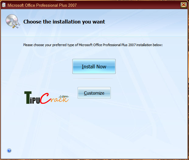 Microsoft Office 2007 Crack Full Latest Version Download