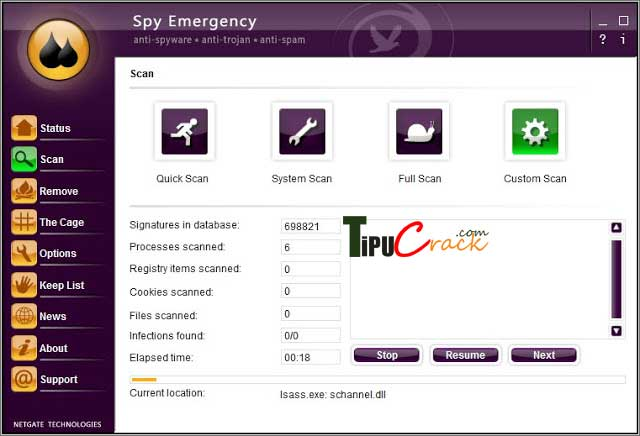 Spy Emergency 23.0.805.0 With Crack Free Download [Latest]