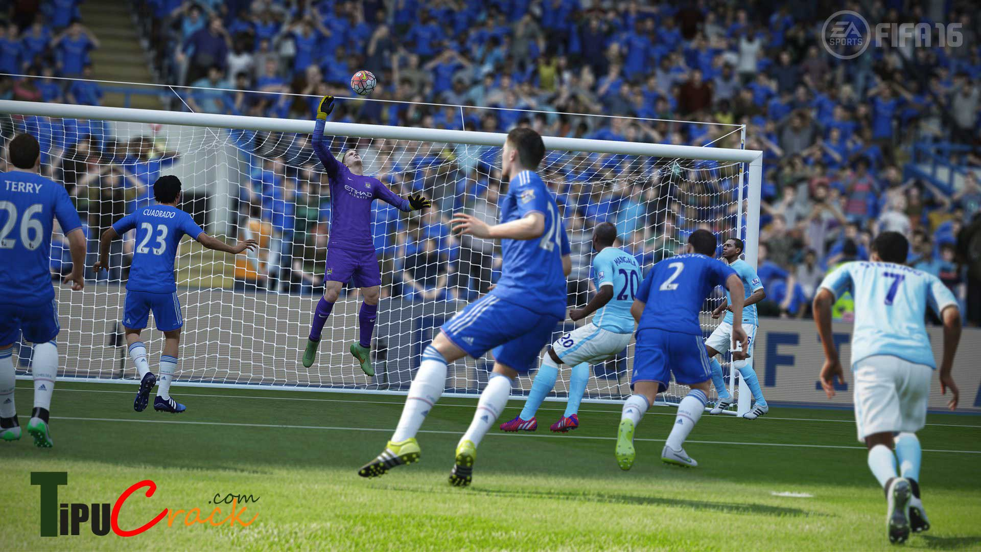 Ea Sports Fifa 16 Crack Full Latest Version Download