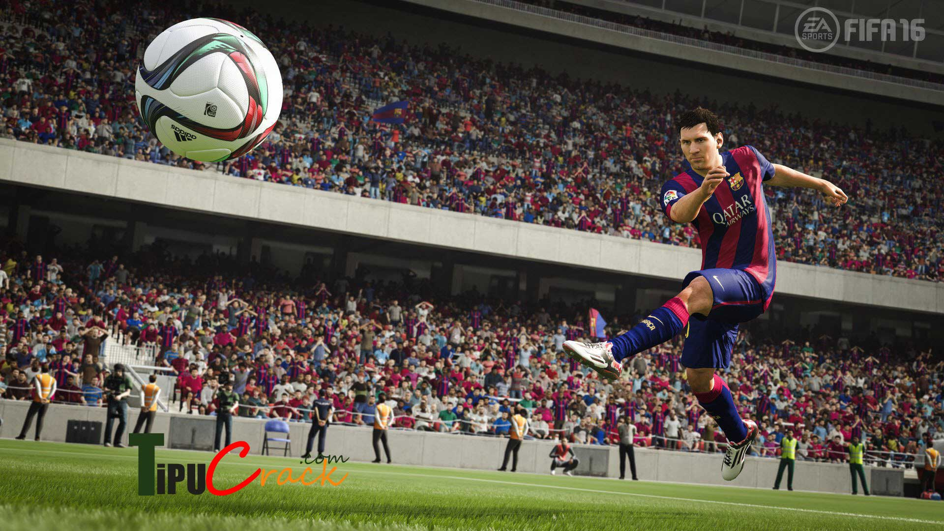 Ea Sports Fifa 16 Crack For Pc Free Download