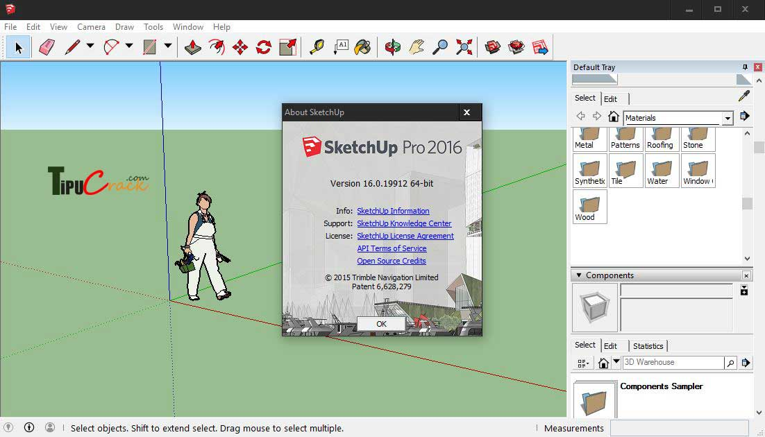 SketchUp Pro 2016 Crack Full Latest Version Download