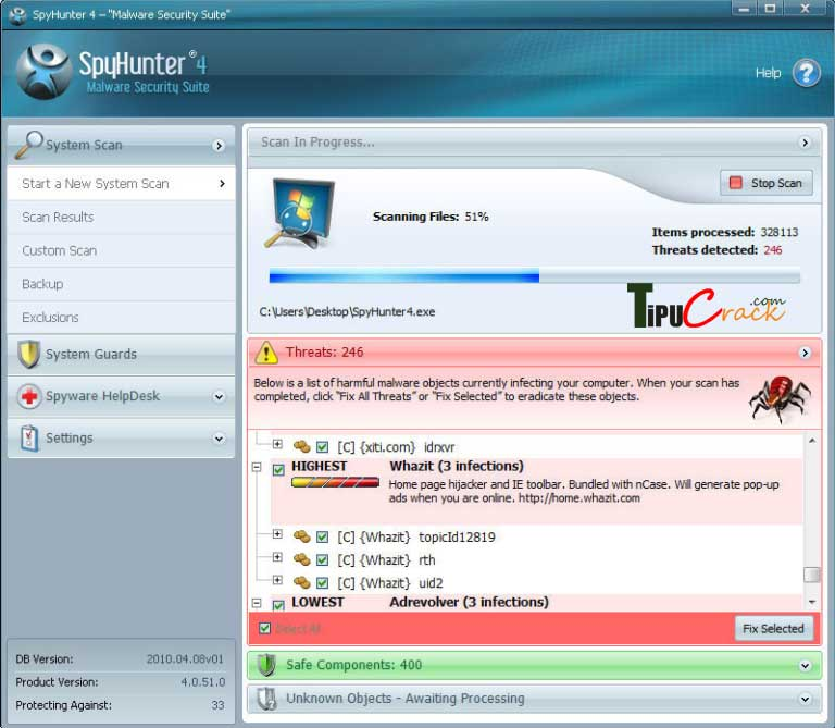Spyhunter 4 Crack With Serial Key [Free] Download