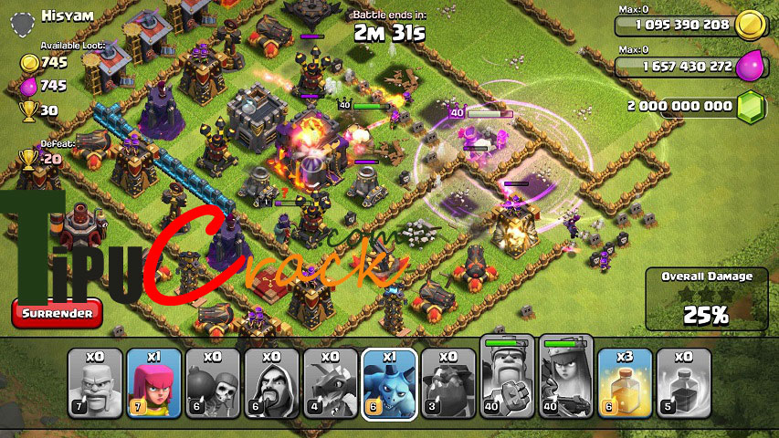 Clash of Clans 11.8.332 Unlimited Free Download