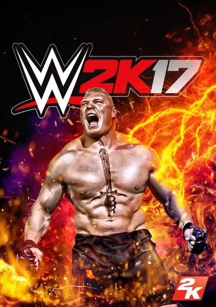 WWE 2K17 Game Free Download For PC