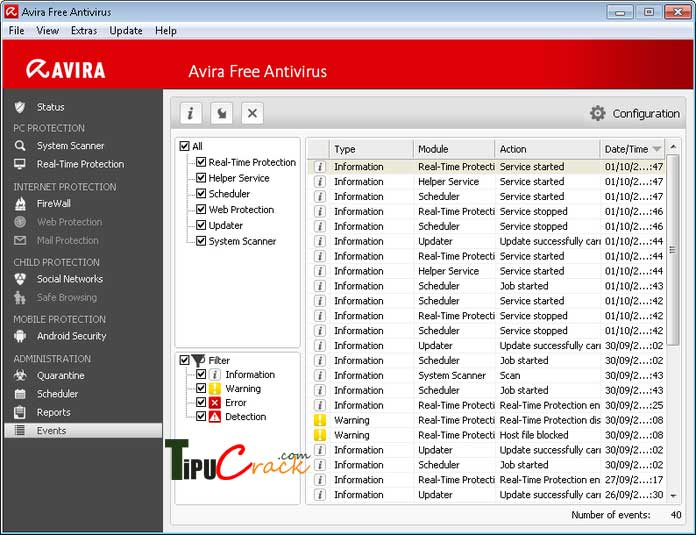 Avira Antivirus Free Download 2016 Key New Version
