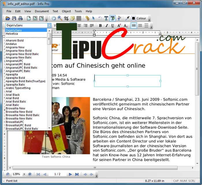Infix Pdf Editor 1.340 Crack With Serial Key Free Download
