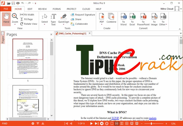 Infix Pdf Editor 1.340 Crack Full Latest Version Download