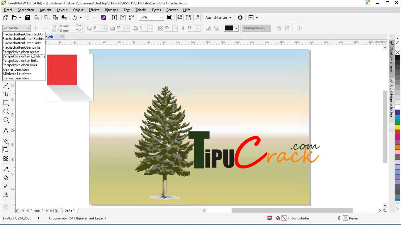 CorelDraw Graphics Suite X8 Crack Full Version Download