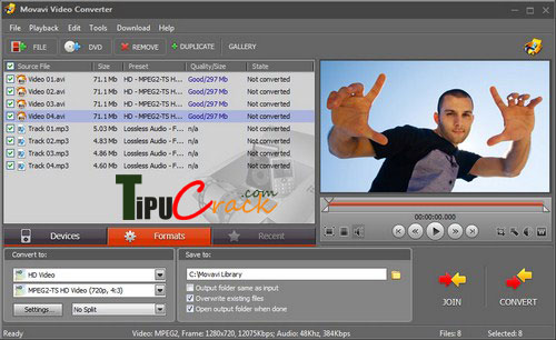 Movavi Video Converter 16 Crack Full Latest Version Download