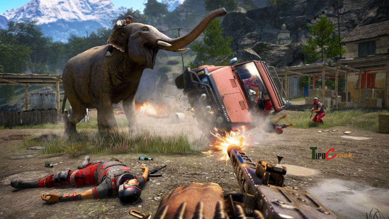 Far Cry 4 Crack Free Download 2016
