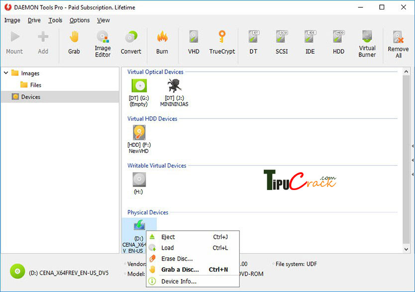 Download Daemon Tools 10.4 Crack And Serial Number