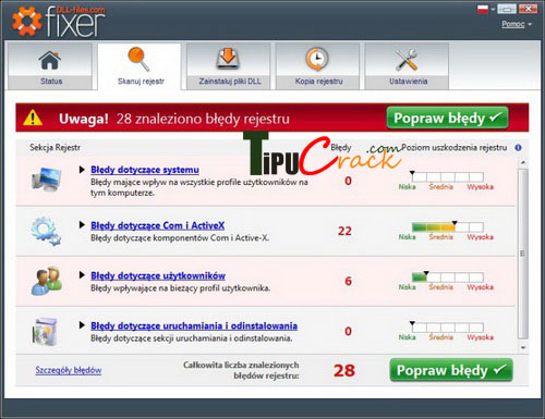 DLL Files Fixer 3.3.90 Crack And Serial Key Download