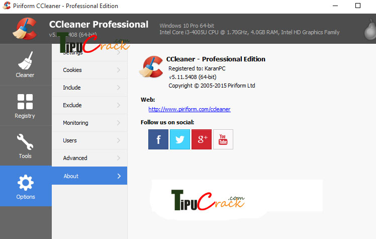 download ccleaner with crack