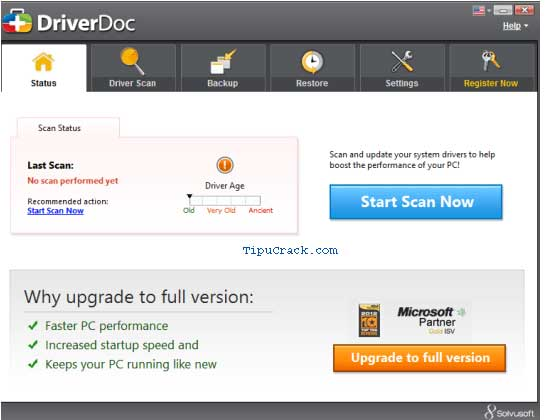 DriverDoc Crack 2016 + Serial Key Is Here! [Latest]
