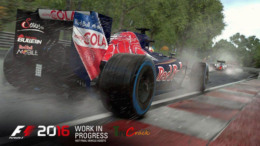 F1 2016 PC Game Latest Version Download