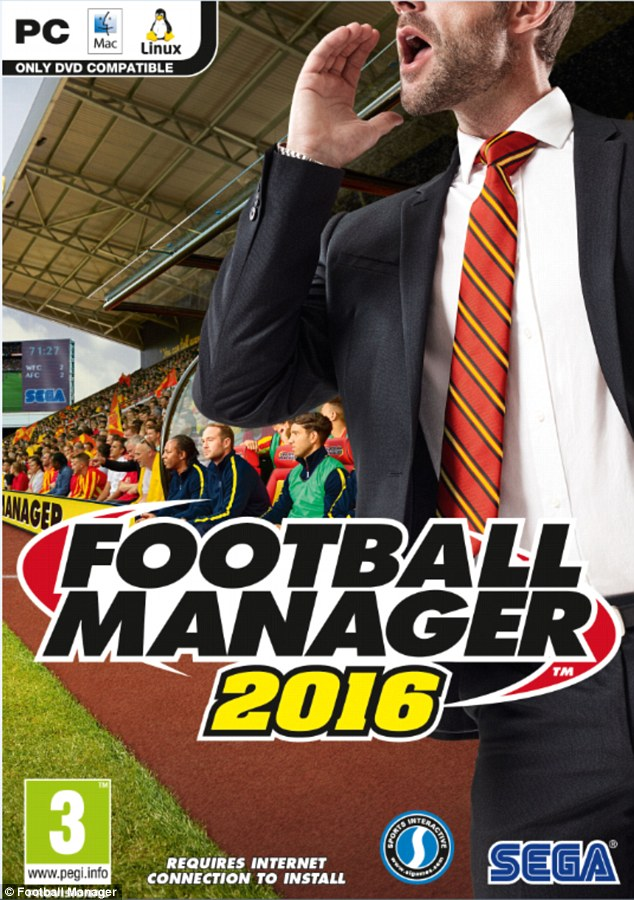 Football Manager 2016 Crack Full Version Download