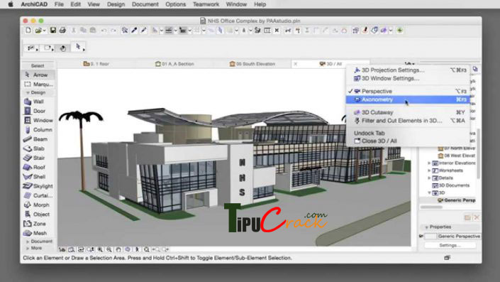 ArchiCad 20 Crack And Serial Key Full Version Download