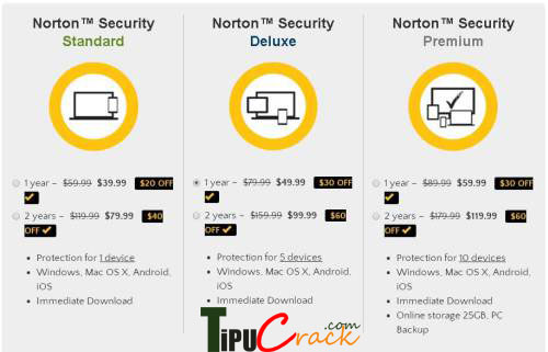 Norton Antivirus 2016 Product Key And Crack Full Version Download