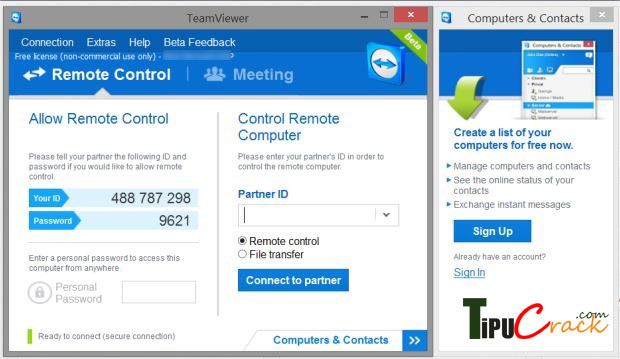 TeamViewer 9 Download Full Version For Windows 7
