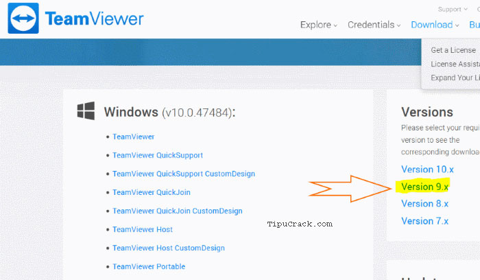 Download TeamViewer 12.1.6829.0 Crack With License Key
