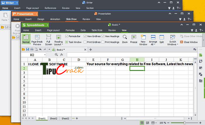 WPS Office 2016 Premium 10.1.0.5584 Crack Is Here!