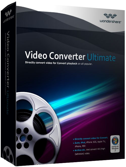 Wondershare Video Converter Ultimate 9.0.0.4 + Crack Free Download