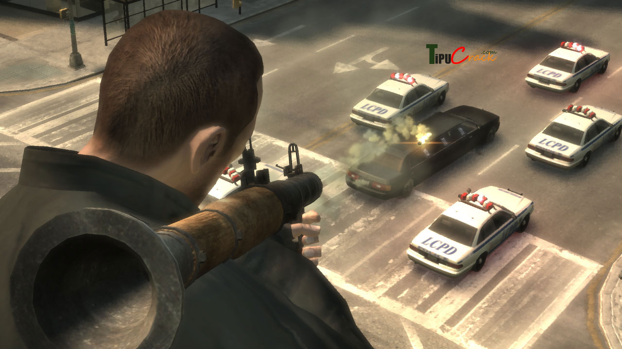 GTA 4 Crack Full Version Download For Pc