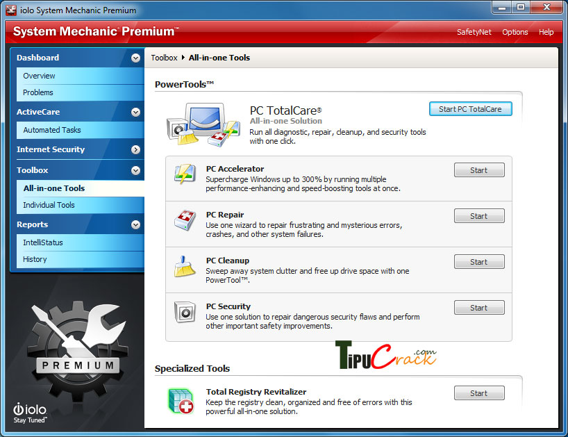 System Mechanic 16 Crack Full Latest Version Download