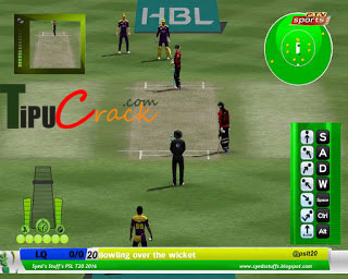PSL Cricket Game Full Version Download