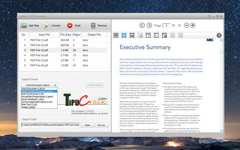 Download PDF Converter Elite 4.0.3 With Crack