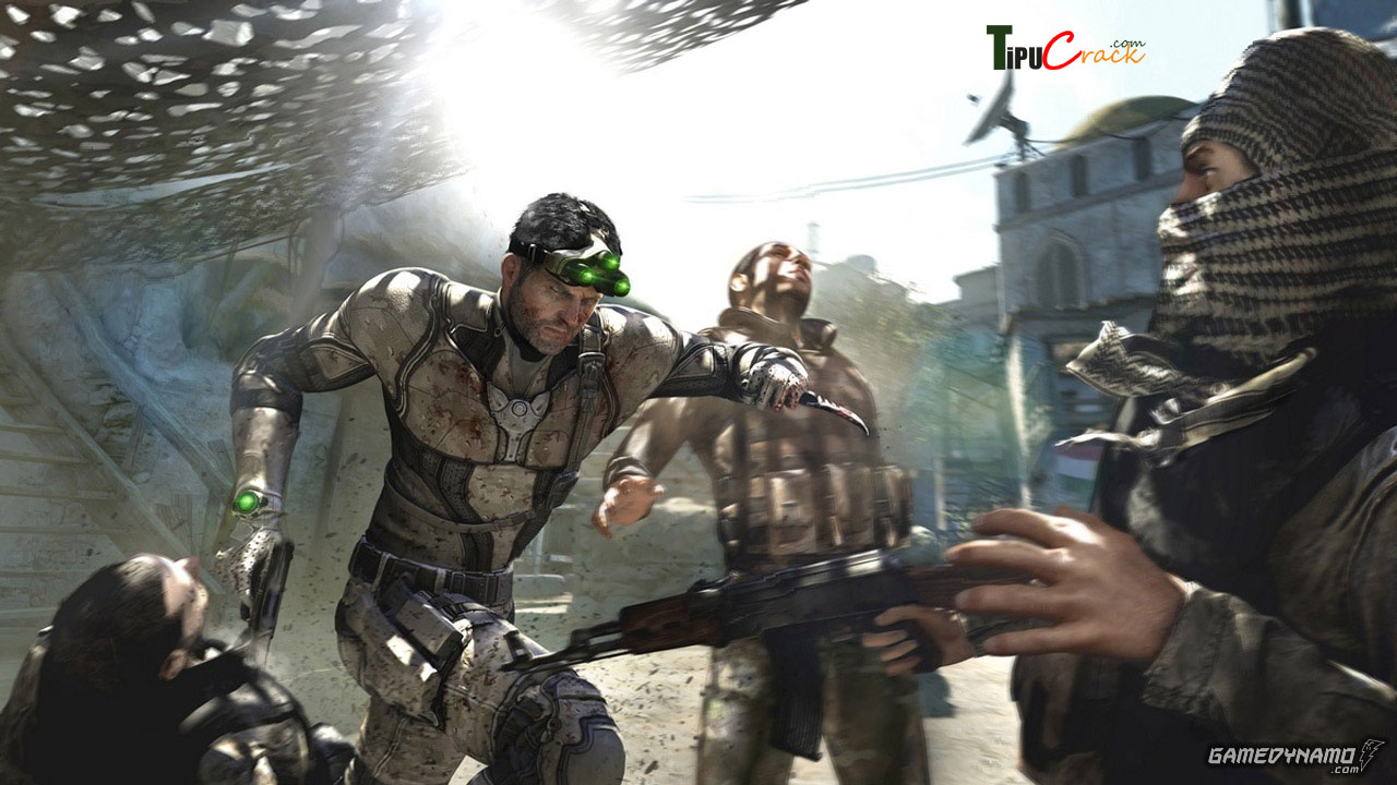 Splinter Cell Blacklist Crack Latest Version Download