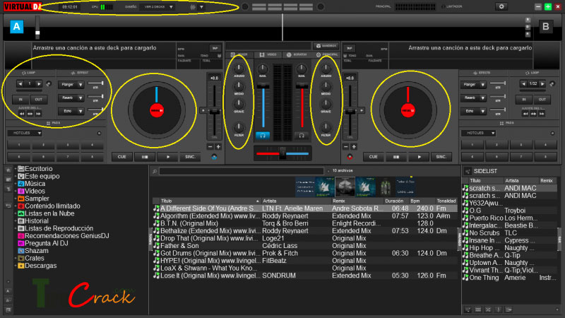 virtual dj crack version