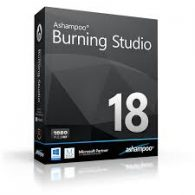Ashampoo Burning Studio 18 Key & Crack Full Version Download