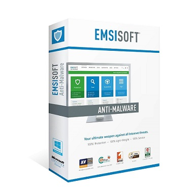 Emsisoft Anti-Malware 12 Crack & License Key Download [Latest]