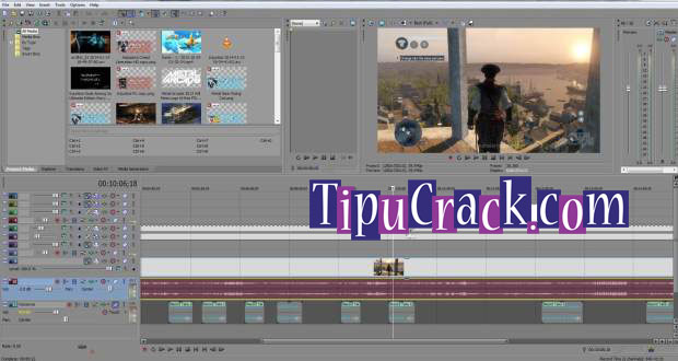 Sony Vegas Pro 11 Serial Number With Keygen Latest Free Download