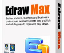 EDraw Max 8.4 Crack With License Key Free Download