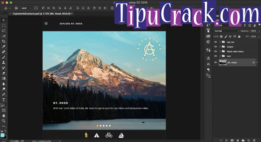 Adobe Photoshop CC 2015 Crack + Serial Number Full Version