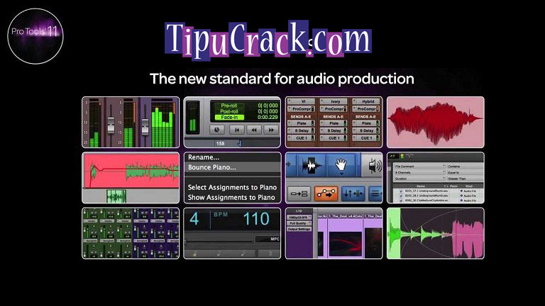 Avid Pro Tools 12.6 Crack Patch Keygen [Mac + Windows] Free Download