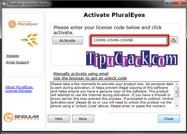 Pluraleyes 4 Serial Number + Keygen Full Latest Version