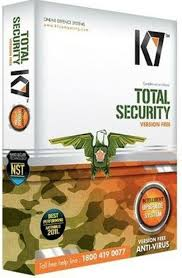 K7 Total Security Key 2017 With Crack Full Version [Latest]