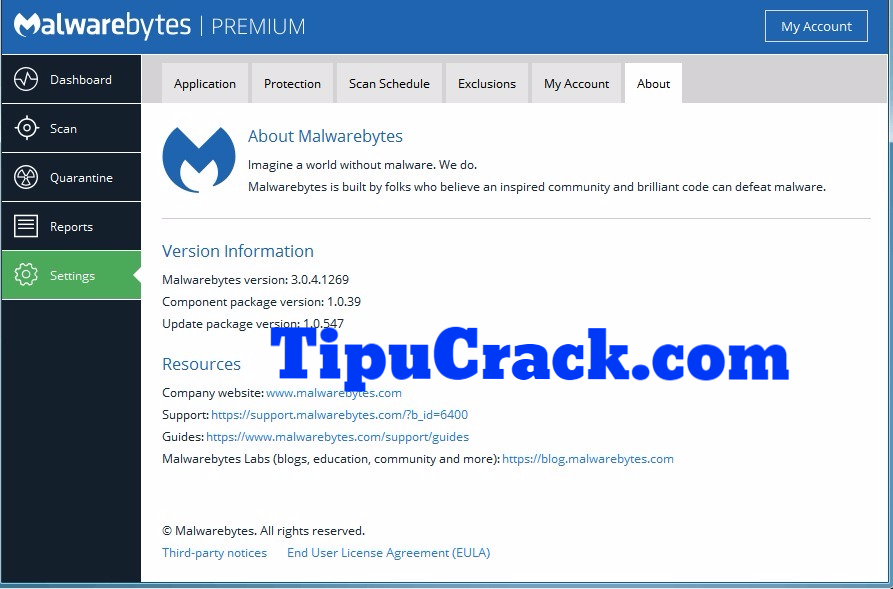Malwarebytes Anti-Malware 3.0.5 Key With Crack Full Version