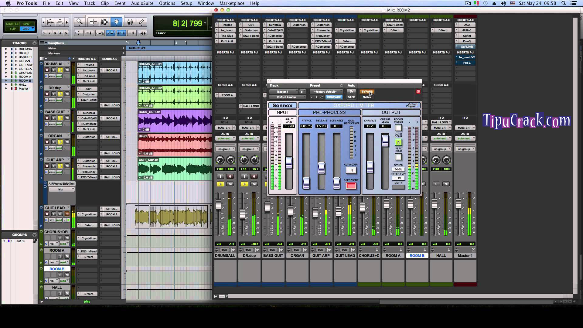 Avid Pro Tools 12.6 Crack Patch With Keygen Full Version Download