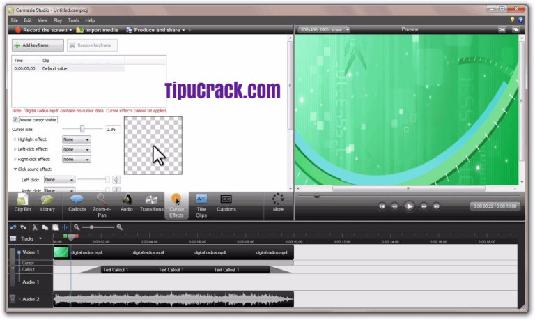Camtasia Studio 2020.0.6 Crack With Torrent Full (Keygen ...